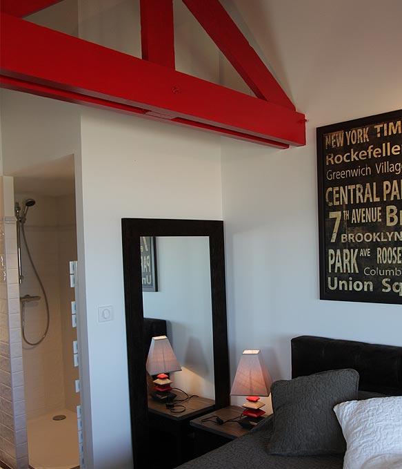 Location Chambre D'hôtes NEW YORK Dans Le Calvados En