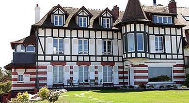 réservation et location chambre d'hôtes dans le calvados en normandie